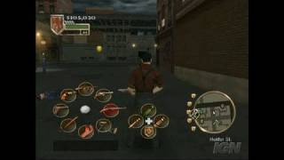 The Godfather: Blackhand Edition Nintendo Wii Gameplay -