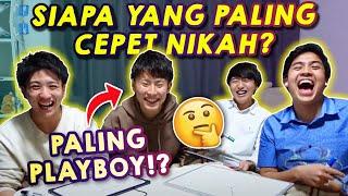 Download lagu SIAPA PALING CEPET NIKAH!? WHO KNOWS BETTER WASEDABOYS!