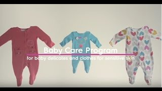 How to Wash Baby Clothes and Clothes for Sensitive Skin - Touchscreen   Electrolux PH
