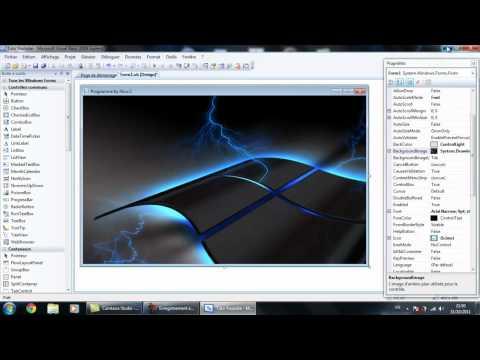 Comment créer un programme en VB ( Visual Basic ) Partie n°1