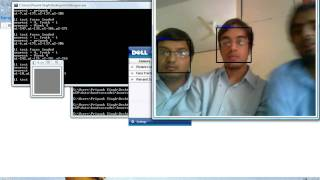 OpenCv face detection and recognition