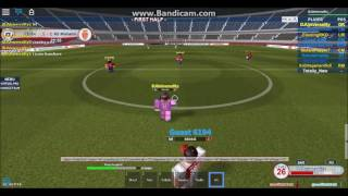 How To Score From GK Box RS16!! Roblox