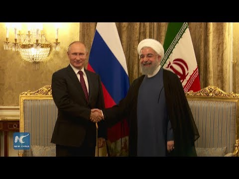 Putin hails Iran nuclear deal as good pact for peace and stability