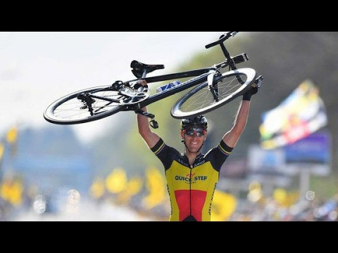 Philippe Gilbert wins Tour of Flanders 2017 after incredible solo race