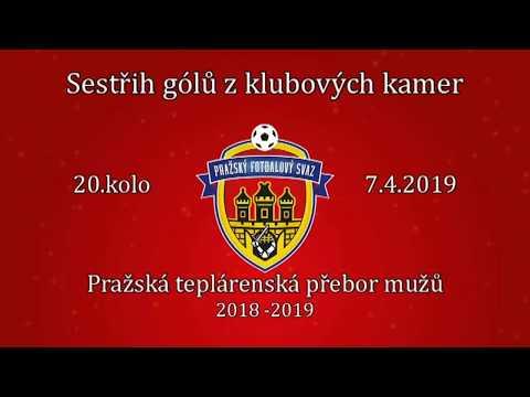 e1984dc305db Pražská teplárenská přebor mužů 2018 2019 20.kolo