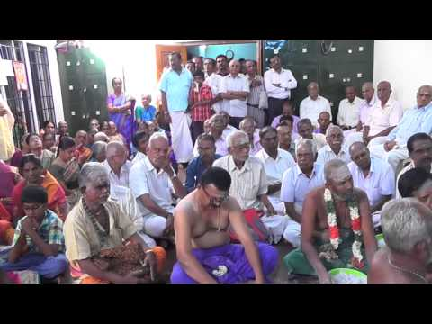 Vayalur Paadhayathirai 15.02.2015 - Tiruchirappalli Nagarathar Sangam  - Part 1