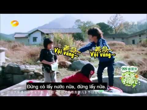 Bố Ơi Mình Đi Đâu Thế ? China: Tập 10 - Núi Mã Lan [Full VietSub]