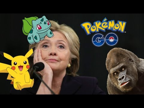hqdefault lets pokemon go to the polls! (hillary clinton song) youtube,Pokemon Go To The Polls Meme