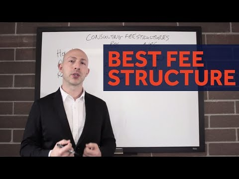 Consulting Fee Structures: 5 Models Ranked From Worst To Best
