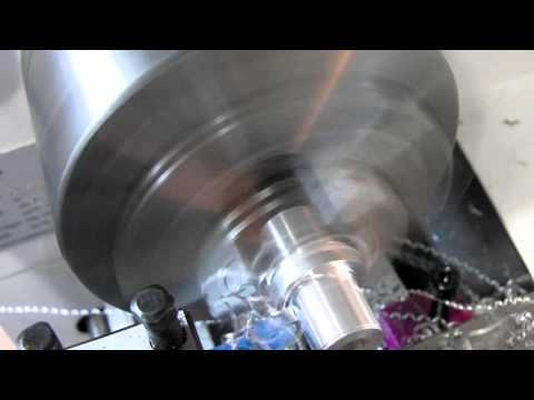 Optimum D250 x 550 Lathe Test
