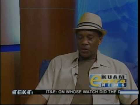 Latin Dancing Kuam GuamTV. July 2010 interview & Dance(Merengue).avi
