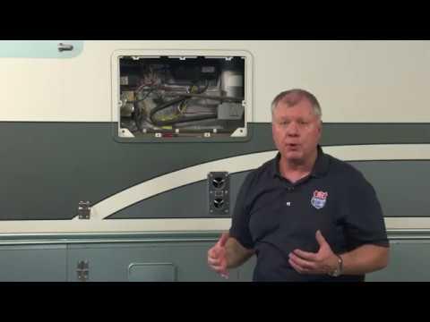 Repeat Norcold fridge burner repair - A Grave Adventure S01E12 - Fix