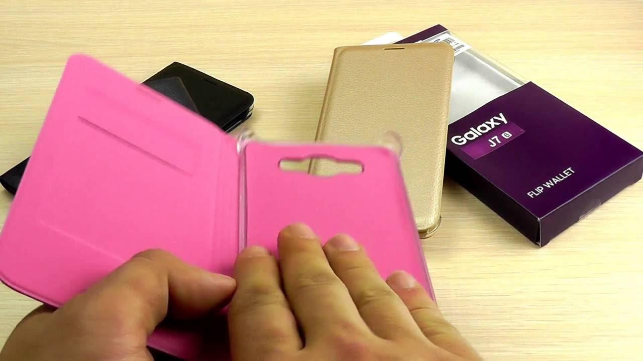 ОБЗОР: Красивый Силиконовый Чехол-Накладка для Samsung Galaxy J5 .