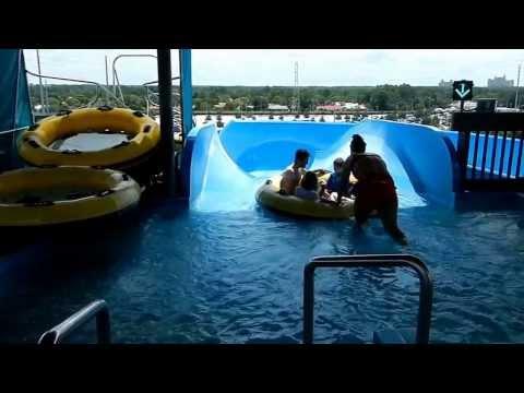 Aquatica Waterpark Florida - Walhalla Wave