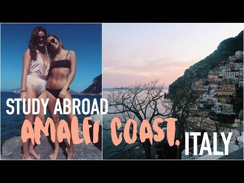 Weekend in the Amalfi Coast | Study Abroad Vlog