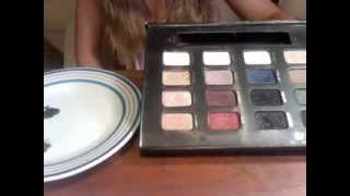 Make Your Own Nail Polish at Home Using Eye Shadow - Tutorial Thumbnail