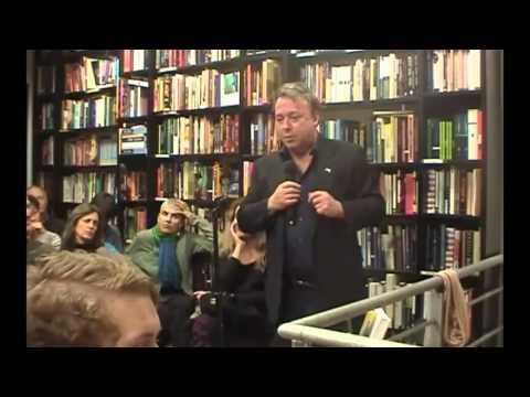 Christopher Hitchens - Village Voice Bookshop