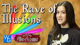 Dungeons and Dragons Rave of Illusions - Heroes of Awesome Chapter 17