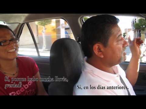 Real Spanish conversations: in the taxi/en el taxi