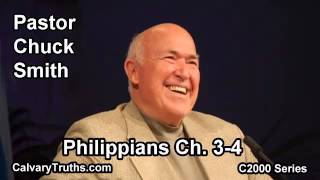 50 Philippians 3-4 - Pastor Chuck Smith - C2000 Series