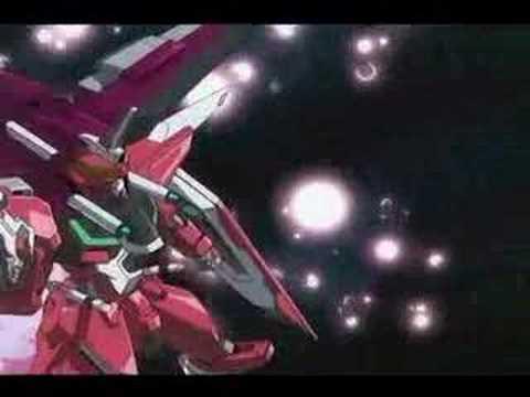 Gundam Mashup- Bleed it out