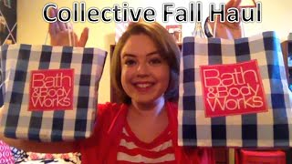 Collective Fall Haul 2014 Thumbnail