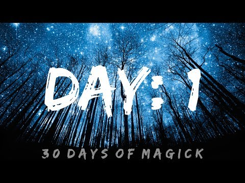 Meditation | 30 Days of Magick