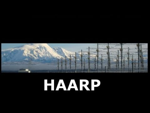 HAARP - A Look Inside - Filmed at the Fond du Lac Amateur Radio Meeting