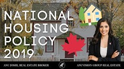#EXPLAINED CMHC Shared Equity Mortgage + more 2019 Federal budget housing policies | #AnuJoshiRealty
