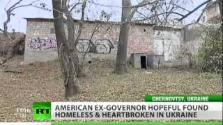 Cheat Happens: Senate hopeful in US - hobo in Ukraine