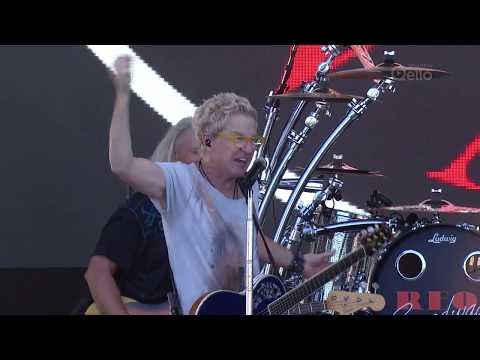 Don Action Jackson - REO Speedwagon Plays Two Tickets To Paradise In Eddie Money's Honor(NSFW)