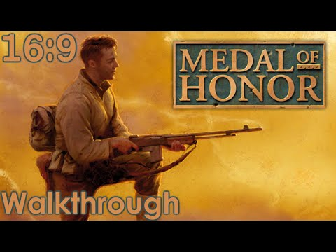 Medal of Honor Widescreen Walkthrough