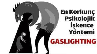 En Korkunç Psikolojik İşkence: Gaslighting