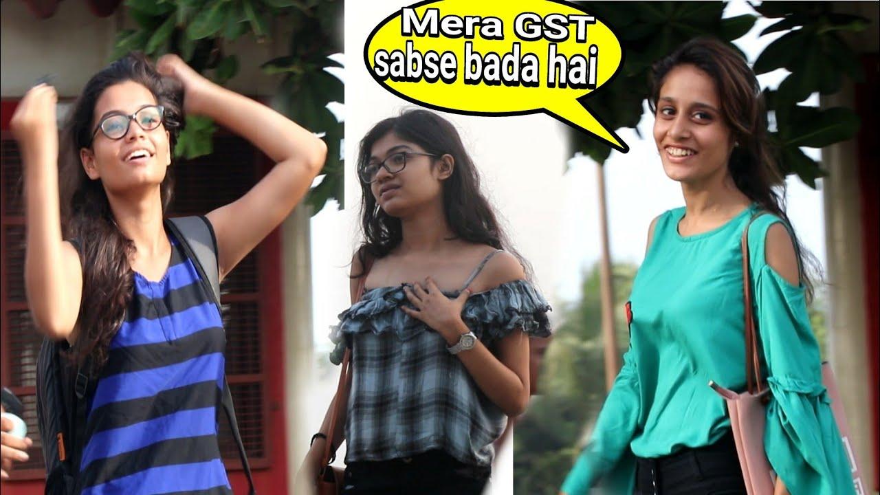 Download Annu Singh Aapka Dono GST Bada Hai, GST Prank On Cute Girl, New Best Prank In India, BRbhai