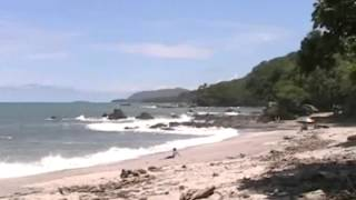 Montezuma Beach Costa Rica. Located in Southern Nicoya close to Playa Tambor