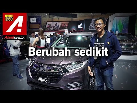Honda HR-V Facelift 2018 First Impression Review by AutonetMagz