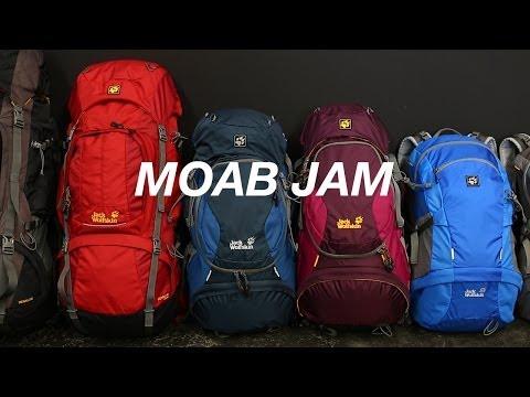 Basiswissen Ruckscke: MOAB JAM | JACK WOLFSKIN