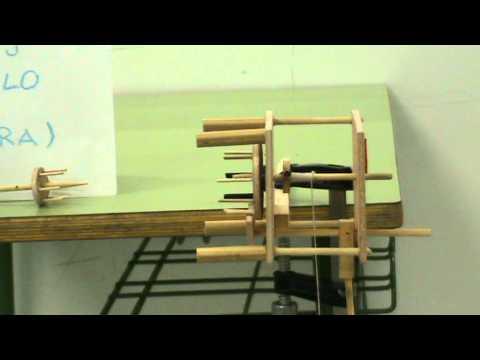 Reloj de p ndulo de madera youtube for Relojes de pared antiguos de pendulo