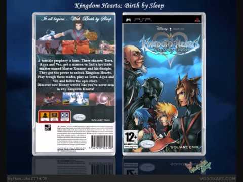 kingdom hearts birth by sleep free download