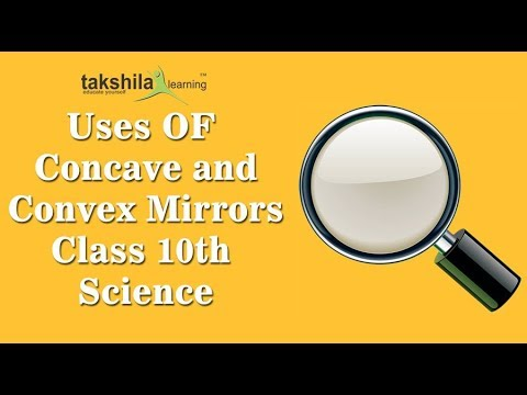 Cbse Class 10 Science Online Classes Uses Of Concave And Convex
