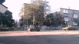 Как начиналась война на Донбассе  2014 г