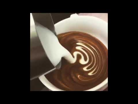 Cappuccino Latte Art Skills   Amazing Coffee Art   COFFEE ARTIST 9