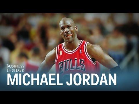 Michael Jordan and his Billions