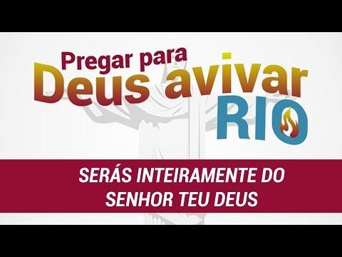 SERÁS INTEIRAMENTE DO SENHOR TEU DEUS #5 // SEM. DE VIDA NO E.S // EDUARDO BADU