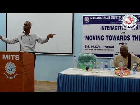 "Interactive session on ""Moving Towards the Nature"""