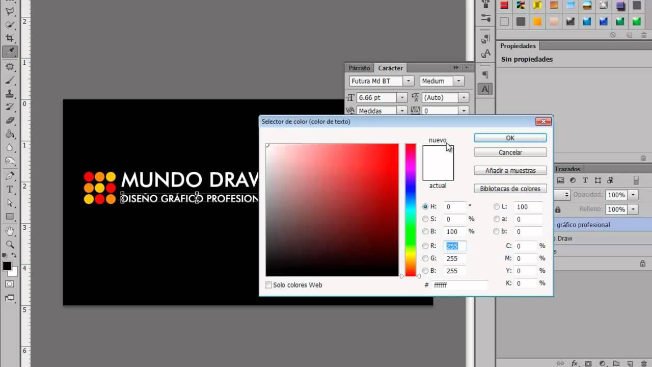 Tarjeta de Presentacion Empresarial Photoshop Yanko0 - YouTube