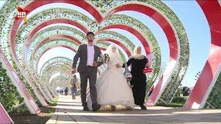 199 свадьб прошли в Грозном одновременно