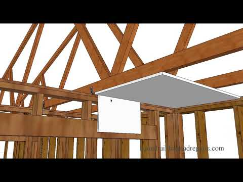 What is Roof Truss Uplift? – Home Building and Repairs