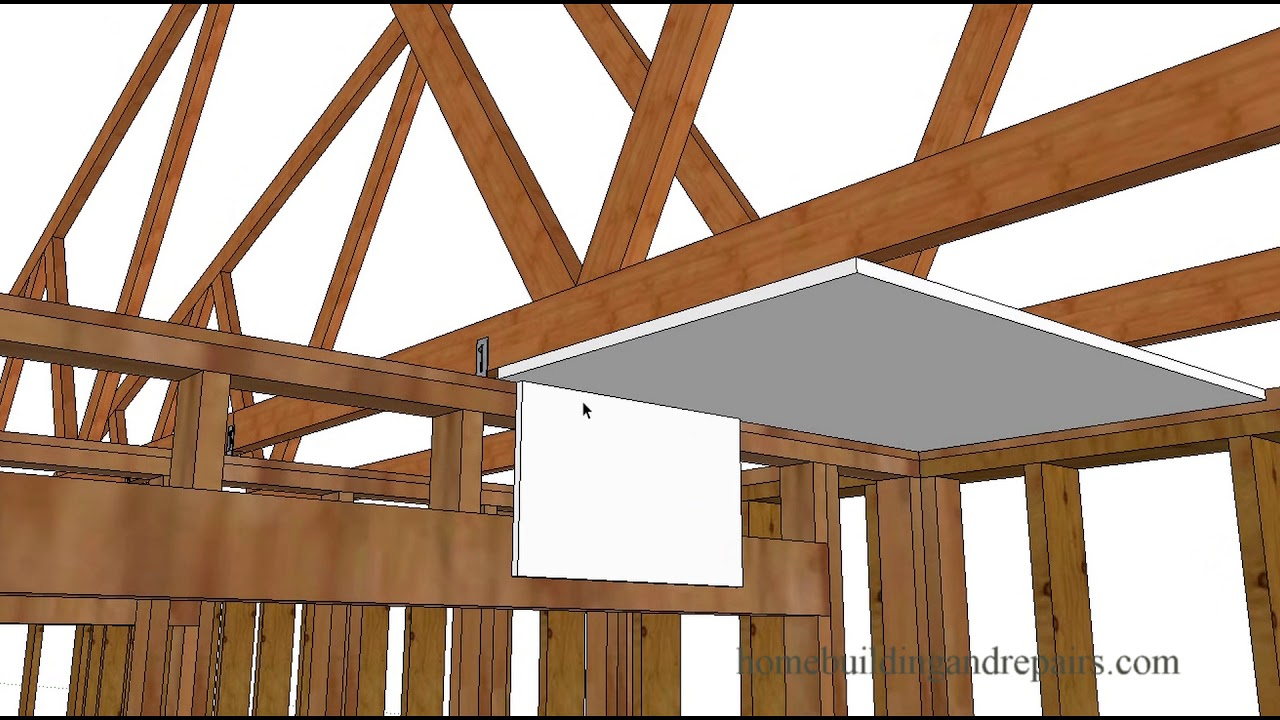 What Is Roof Truss Uplift Home