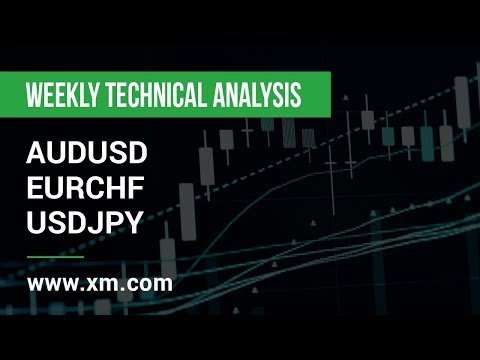 Weekly Technical Analysis: 15/04/2019 - USDJPY, AUDUSD, EURCHF
